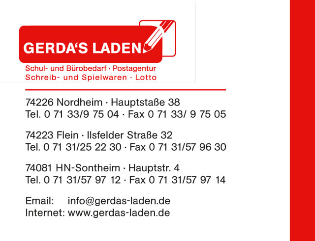 Gerdas Laden